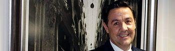 Juan José Moreno, director ejecutivo de HUNTEC.