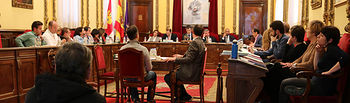 Pleno Ayuntamiento de Guadalajara