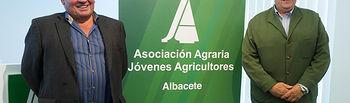Rueda de prensa de ASAJA Albacete