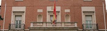 Palacio de La Moncloa (Foto archivo EFE)