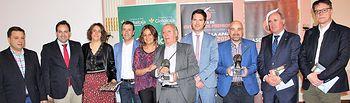 Núñez asiste a la entrega de Premios de la Asociación de Periodistas de Albacete