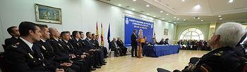 Acto Institucional del Patrón de la Policía Nacional