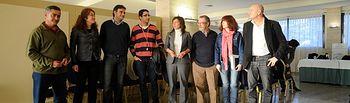 Representantes Plataforma PSOE Albacete siglo 21.