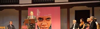 El presidente de Castilla-La Mancha inaugura el XXXIX Festival de Teatro Clásico de Almagro y hace entrega del XVI Premio Corral de Comedias a la actriz Concha Velasco. Foto: JCCM.