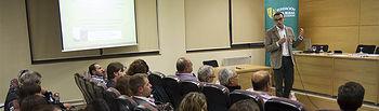 El seminario se ha celebrado en la Facultad de Ciencias Sociales de Cuenca.