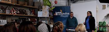 Programa Impulsa Mujer Molina de Aragón.