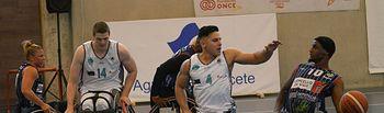 El BSR Amiab Albacete, pese a la baja por lesión de Highcock, logró un rotundo triunfo ante el Amfiv de Vigo (87-69)