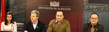 Arranca la XXVI Olimpiada Matemática de Albacete, dirigida a alumnos de Primaria y Secundaria, con patrocinio de la Diputación