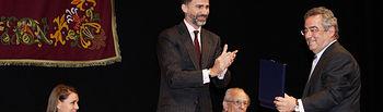 Cospedal participa en la entrega de los Premios Real Fundación de Toledo I. Foto: JCCM.