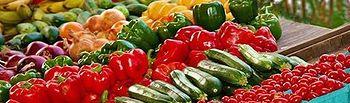 Verduras.