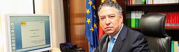 Tomás Burgos. Imagen de archivo.