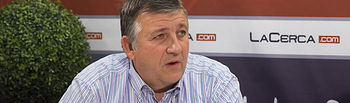 Jorge Navarro, presidente de la Lonja Agropecuaria para la Mancha