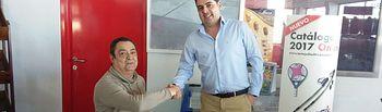 El BSR Amiab Albacete firma un convenio con Shell-Romica de cara a la Final Four de la Liga