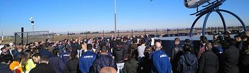 Movilizaciones Airbus Albacete.