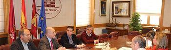 Primera reunión de la Comisión de Seguimiento del Plan Extraordinario por el Empleo