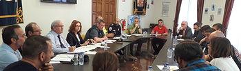Junta Provincial de Seguridad Alarcos