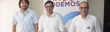 El coordinador regional de Izquierda Unida en Castilla-La Mancha y el nº2 de Unidos Podemos al Congreso por Albacete, Javier Sánchez, han valorado los resultados electorales del 26-J