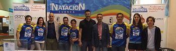 Nadadores de Cuenca unirán Alicante con la isla de Tabarca a nado con el objetivo de luchar contra el cáncer infantil