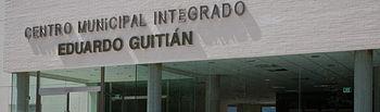 Fachada del Centro Municipal Integrado.