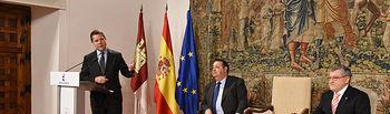 El Gobierno de Castilla-La Mancha no despedirá a ningún trabajador contratado a raíz de la aprobación del horario de 35 horas semanales. Foto: JCCM.