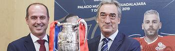 Presentación Supercopa de España Guadalajara 2019. Foto: ©JRopero