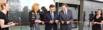 .Reinauguración instalaciones 'Albacenter'.