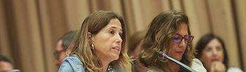 Rosa Romero, diputada nacional de Castilla-La Mancha y vicepresidenta tercera del Congreso de los Diputados.