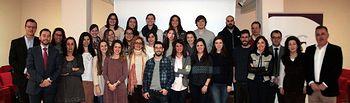 Participantes y profesores