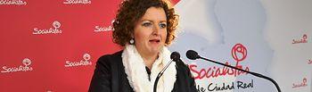 Marta Chacón, Secretaria General PSOE de Bolaños de Calatrava.