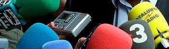 Micrófonos (Foto: Archivo)