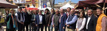 Latre destaca que la II edición de la Feria de Caza de Illana sienta las bases para su celebración anual