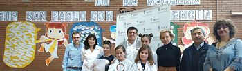 La Delegación Provincial de Educación y la AECC de la mano en actos en el Día Internacional de la Mujer y la Niña en la Ciencia.