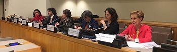 La presidenta nacional de AFAMMER intervino en el evento co-organizado junto con el Ministerio de Sanidad, Asuntos Sociales e Igualdal, CEPAL y FAO.