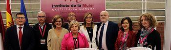La VIII Feria de Mujeres Emprendedoras de Castilla-La Mancha registra cerca de 1.000 visitantes y visibiliza el impacto de sus negocios en el medio rural.