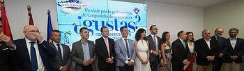 Inauguración del Stand de la Diputación de Albacete en el Recinto Ferial. Foto: La Cerca - Manuel Lozano Garcia