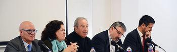 Representantes de medios de comunicación de la región han participado en este encuentro.