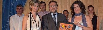 Globalcaja, reconocida en la Gala del Deporte Escolar en Cuenca