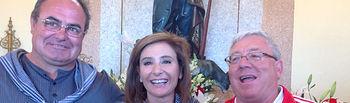 Marta García Romería San Isidro Las Pedroñeras (1). Foto: JCCM.