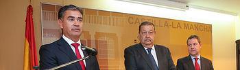 Toma de posesión de Manuel González Ramos como Delegado del Gobierno de Castilla-La Mancha. Foto: Ignacio López // JCCM