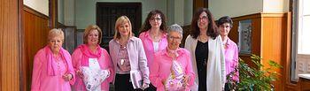Presentación I Gala benéfica de Toledo contra el cáncer de mama 'Por ellas'.