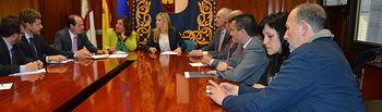 El Gobierno regional comienza los trabajos para diseñar la Estrategia de Impulso Industrial en el Corredor del Henares. Foto: JCCM.