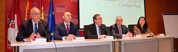 Inauguración del ciclo de seminarios 'Derechos Humanos y Sociedad'.  © Gabinete de Comunicación de la UCLM