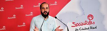 Miguel González Caballero, diputado nacional electo del Partido Socialista, por la provincia de Ciudad Real.