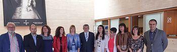 El Gobierno regional falla los 'I Premios de Castilla-La Mancha de Excelencia en Bibliotecas Públicas'. Foto: JCCM.