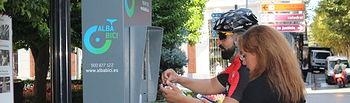 Informadores Totem Bicicletas.