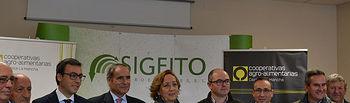 Entrega de premios SIGFITO Cooperativas-Agro-alimentarias-CLM-. Foto: Cooperativas Agro-alimentarias.