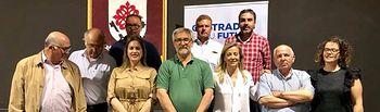 Acto electoral PP celebrado en Aldea del Rey.