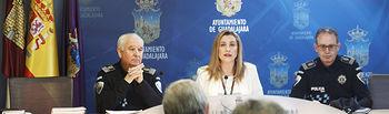 Presentación de memoria de la Policía Local