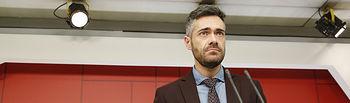 Felipe Sicilia, portavoz adjunto del Comité Electoral.