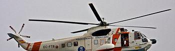 Helicoptero.Foto EFE